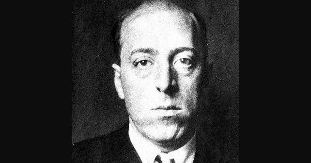 Na fotografiji je prikazan književnik, slikar, diplomata: Rastko Petrović