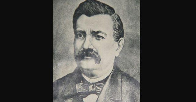 Na fotografiji je prikazan književnik: Stjepan Mitrov Ljubiša