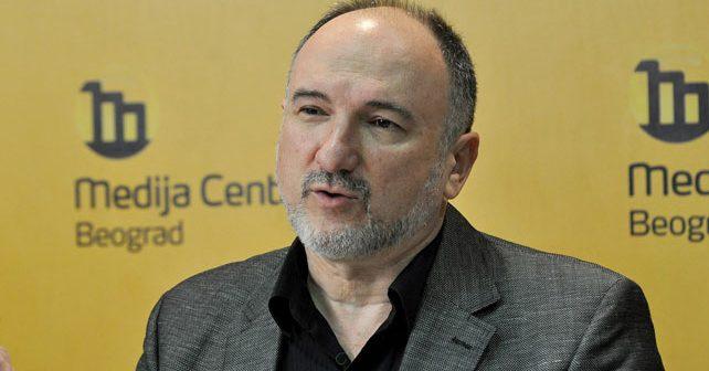 Na fotografiji je prikazan psihoterapeut, pisac: Zoran Milivojević