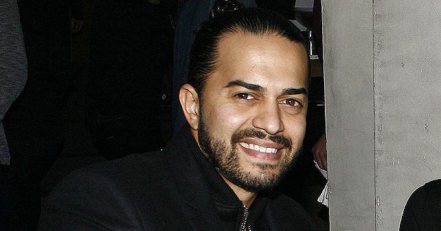 Na fotografiji je prikazan pevač: Adil Maksutović