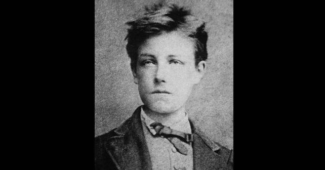 Na fotografiji je prikazan književnik: Artur Rembo (Arthur Rimbaud)