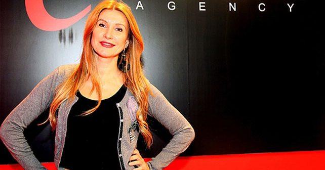 Na fotografiji je prikazan novinarka, voditeljka: Snežana Dakić