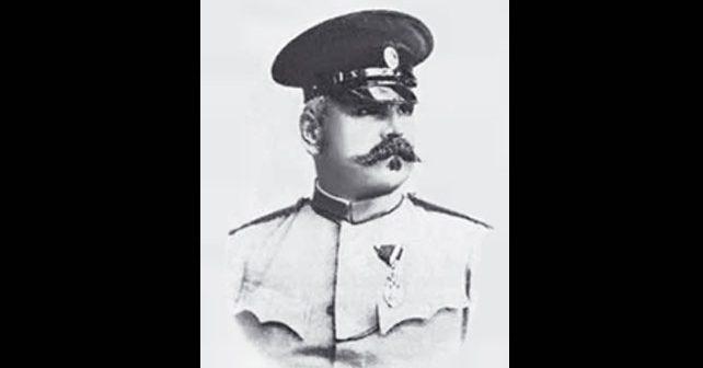 Na fotografiji je prikazan vojskovođa, vojvoda: Stepan Stepa Stepanović