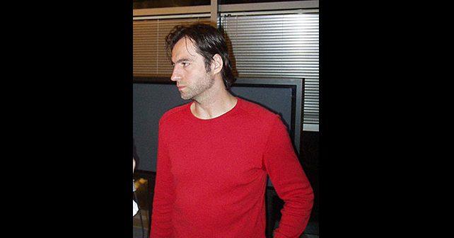 Na fotografiji je prikazan pevač, muzičar: Boris Novković
