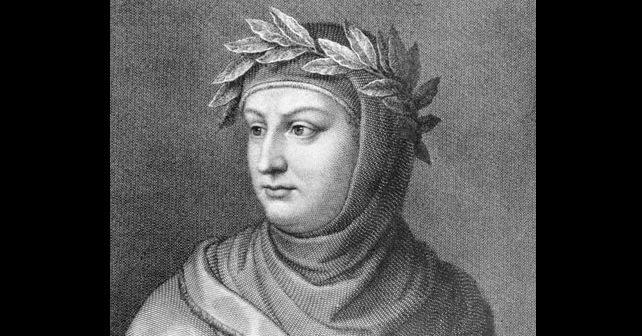 Na fotografiji je prikazan književnik: Đovani Bokačo (Giovanni Boccaccio)