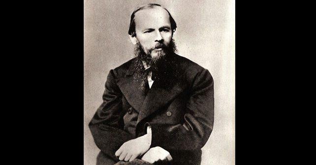 Na fotografiji je prikazan književnik, vojni inženjer: Dostojevski
