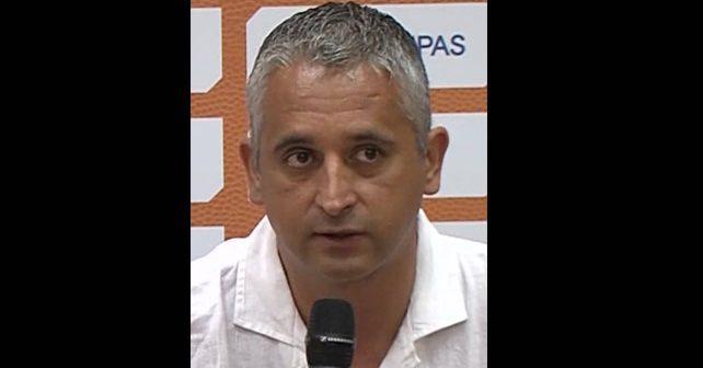 Na fotografiji je prikazan košarkaški trener: Igor Kokoškov