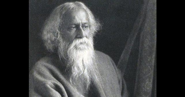 Na fotografiji je prikazan književnik, kompozitor, filozof: Rabindranat Tagor (Rabindranath Tagore)