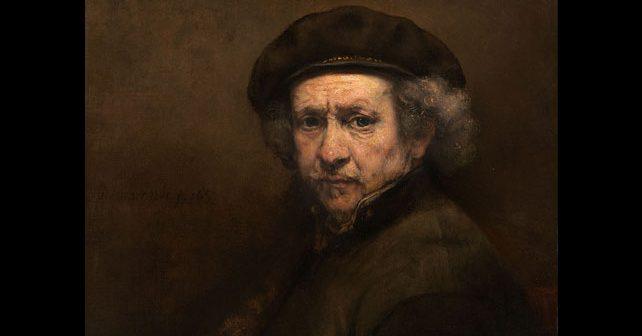 Na fotografiji je prikazan slikar: Rembrant
