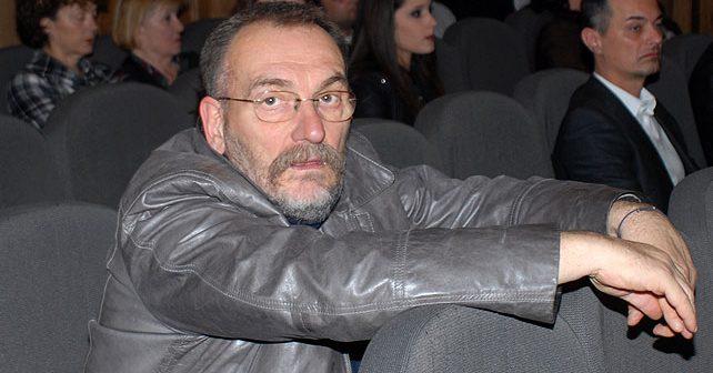 Na fotografiji je prikazan režiser, dramaturg: Siniša Kovačević