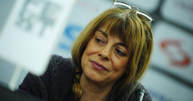 Na fotografiji je prikazan glumica: Anita Mančić