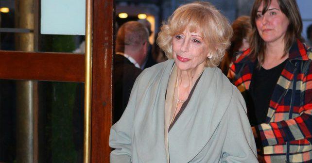 Na fotografiji je prikazan glumica: Branka Petrić