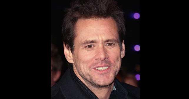 Na fotografiji je prikazan glumac, komičar, producent, muzičar: Džim Keri (Jim Carrey)