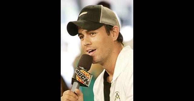 Na fotografiji je prikazan pevač: Enrique Iglesias (Enrike Iglesijas)