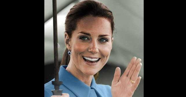 Na fotografiji je prikazan vojvotkinja, filantrop: Kate Middleton (Kejt Midlton)