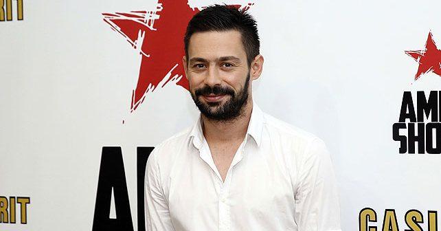 Na fotografiji je prikazan glumac: Milan Vasić