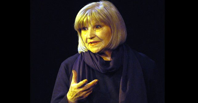 Na fotografiji je prikazan glumica: Mira Banjac