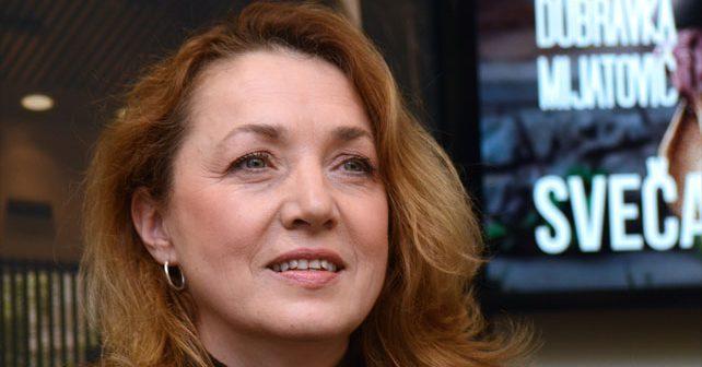 Na fotografiji je prikazan glumica: Vesna Stanojević