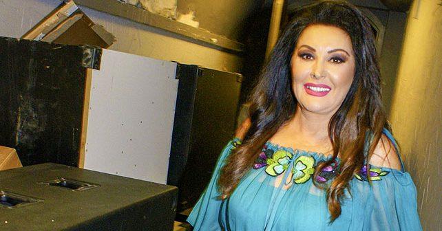 Na fotografiji je prikazan pevačica: Dragana Mirković