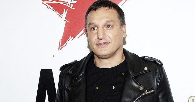 Na fotografiji je prikazan pevač, plesač: Gagi Đogani