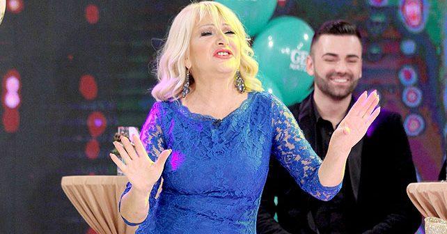 Na fotografiji je prikazan pevačica: Gordana Lazarević