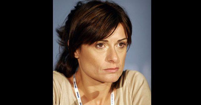 Na fotografiji je prikazan dramaturg, političar: Biljana Srbljanović