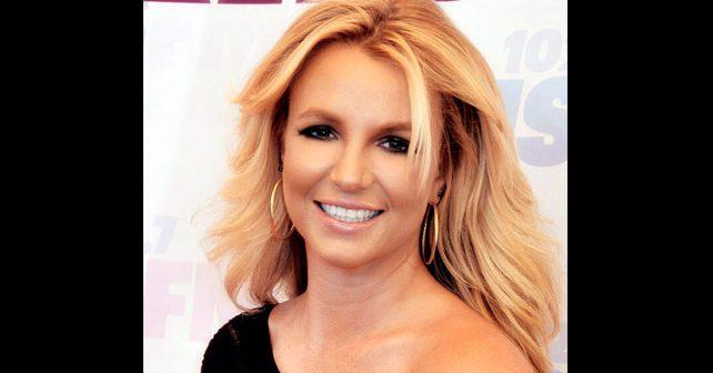 Na fotografiji je prikazan pevačica, glumica: Britney Spears (Britni Spirs)