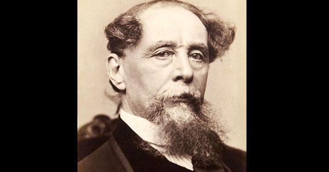 Na fotografiji je prikazan književnik: Čarls Dikens (Charles Dickens)