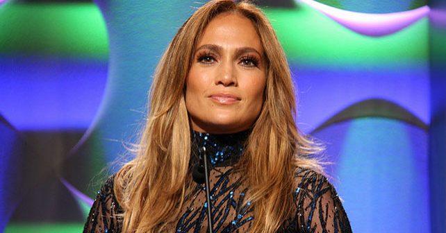 Na fotografiji je prikazan pevačica: Dženifer Lopez (Jennifer Lopez)