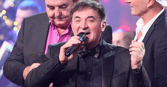Na fotografiji je prikazan pevač: Mitar Mirić