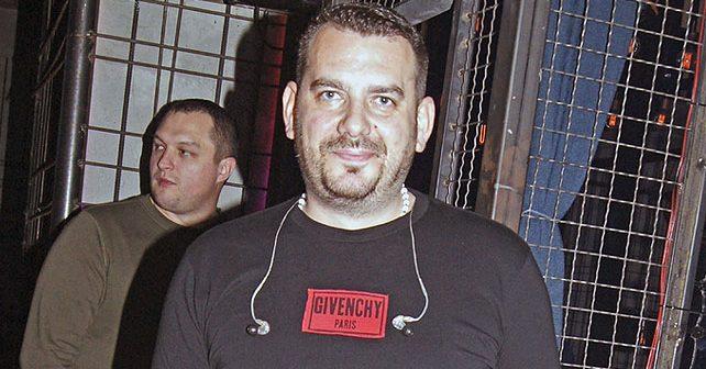 Na fotografiji je prikazan pevač: Peđa Medenica