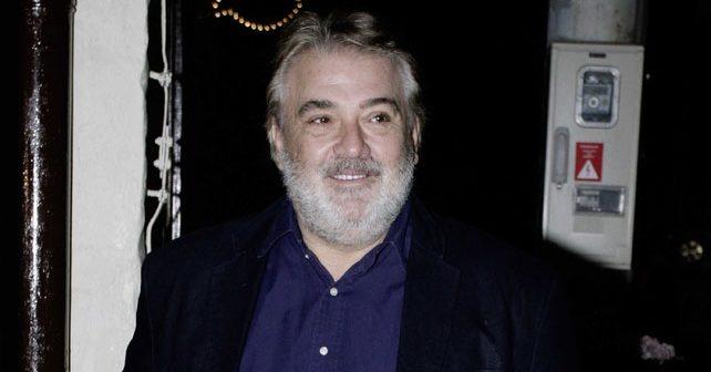 Na fotografiji je prikazan preduzetnik, bivši teniser: Slobodan Boba Živojinović