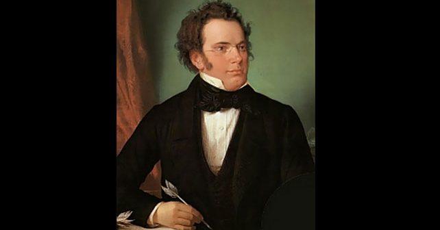 Na fotografiji je prikazan kompozitor: Franc Šubert (Franz Schubert)