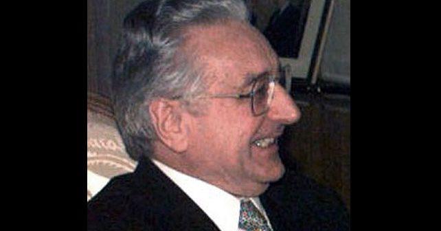 Na fotografiji je prikazan političar: Franjo Tuđman