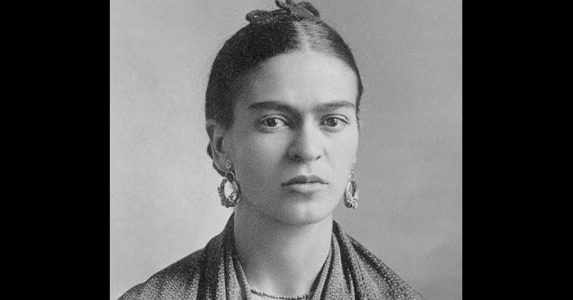 Na fotografiji je prikazan slikar: Frida Kalo