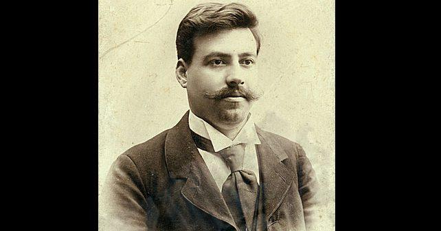Na fotografiji je prikazan revolucionar: Goce Delčev