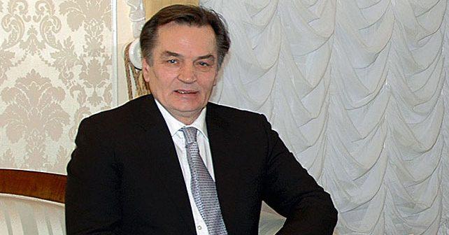 Na fotografiji je prikazan političar: Haris Silajdžić