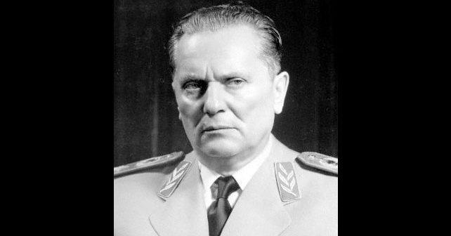 Na fotografiji je prikazan političar: Josip Broz Tito