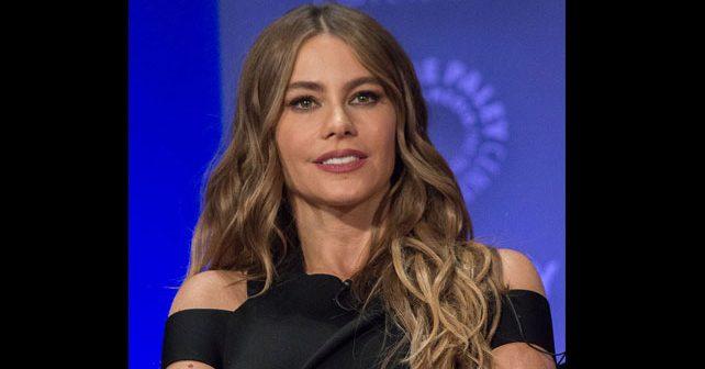 Na fotografiji je prikazan glumica, model: Sofia Vergara
