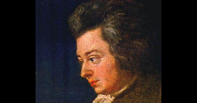 Na fotografiji je prikazan kompozitor, pijanist: Volfgang Amadeus Mocart (Wolfgang Amadeus Mozart)