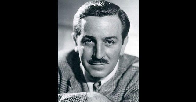Na fotografiji je prikazan animator, producent, glumac: Volt Dizni (Walt Disney)