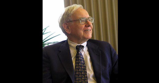 Na fotografiji je prikazan preduzetnik, filantrop: Voren Bafet (Warren Buffett)