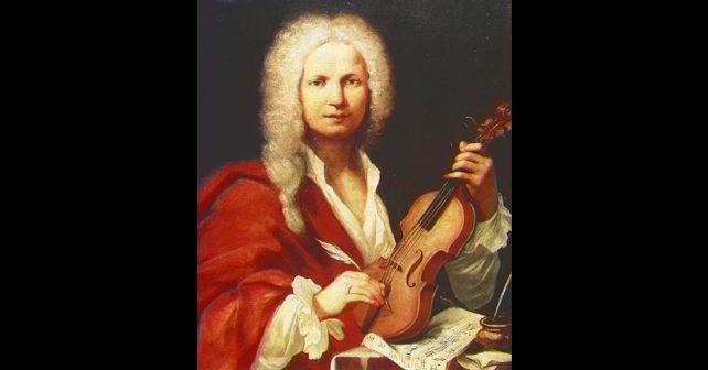 Na fotografiji je prikazan kompozitor, violinista, sveštenik: Antonio Vivaldi