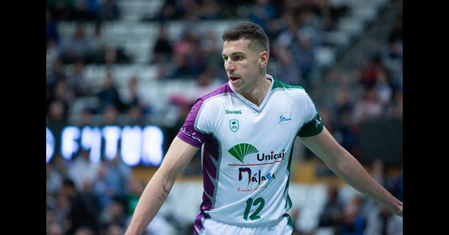 Na fotografiji je prikazan košarkaš: Dragan Milosavljević
