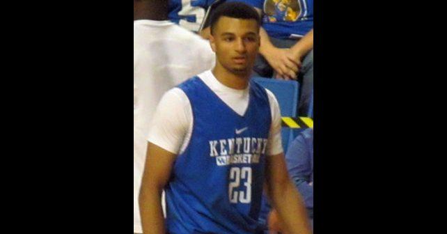 Na fotografiji je prikazan košarkaš: Džamal Marej (Jamal Murray)