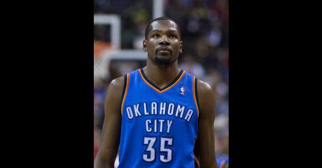 Na fotografiji je prikazan košarkaš: Kevin Durent