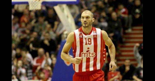 Na fotografiji je prikazan košarkaš: Marko Simonović