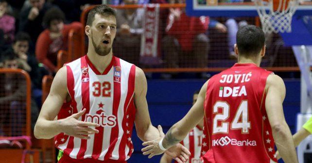Na fotografiji je prikazan košarkaš: Ognjen Kuzmić