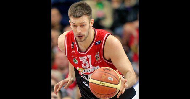 Na fotografiji je prikazan košarkaš: Stevan Jelovac