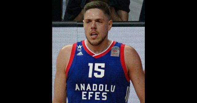 Na fotografiji je prikazan košarkaš: Vladimir Štimac